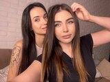 Photos webcam KrisAndBella